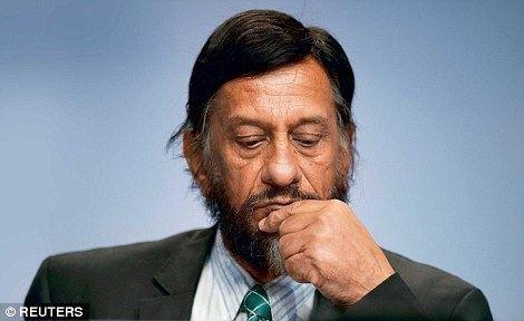 Rajendra K. Pachauri Rajendra Kumar Pachauri quits as IPCC chief over sexual