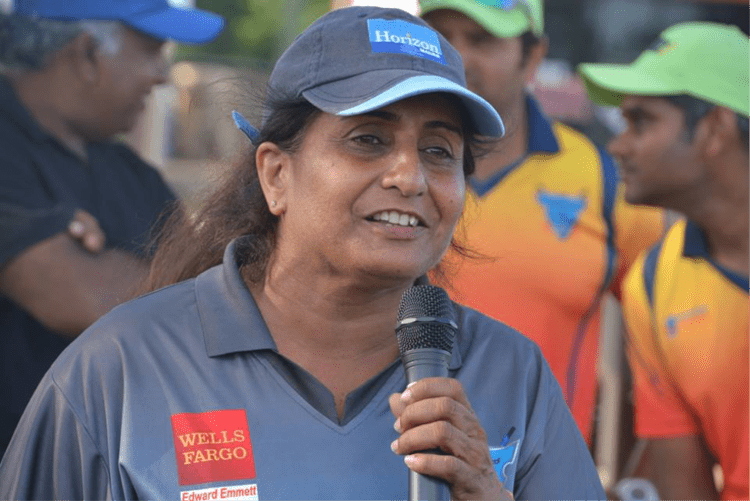 Rajeshwari Dholakia Former India National Women Player Rajeshwari Dholakia Antani joins