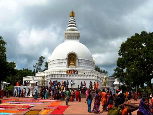 Rajgir Tourist places in Rajgir