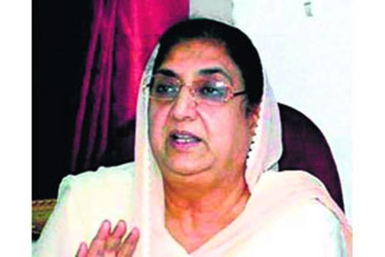 Rajinder Kaur Bhattal Rajinder Kaur Bhattal Will abide by high commands decision The