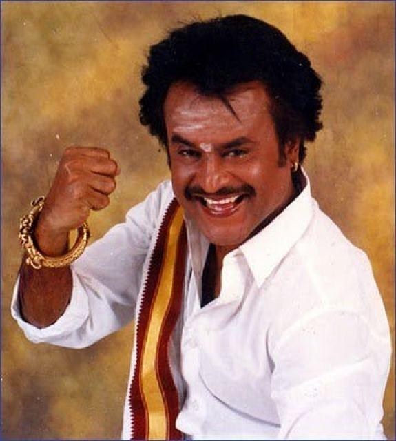 Rajinikanth Rajinikanth Star of the World39s Worst Fight Scene