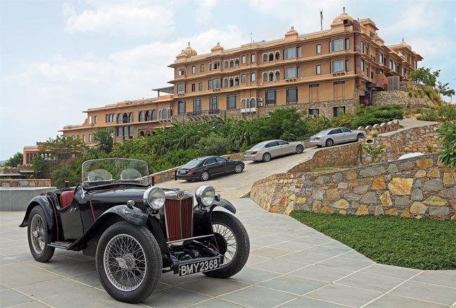 Rajputana In search of the Rajputana car collections Photo1 India Today