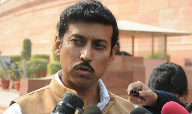 Rajyavardhan Singh Rathore Censor board should be loyal to government not to