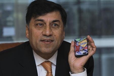 Rakesh Kapoor Reuters Summit CEO Kapoor brings own brand of change to