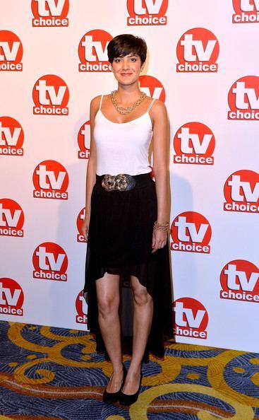 Rakhee Thakrar Rakhee Thakrar Pictures TV Choice Awards Red Carpet