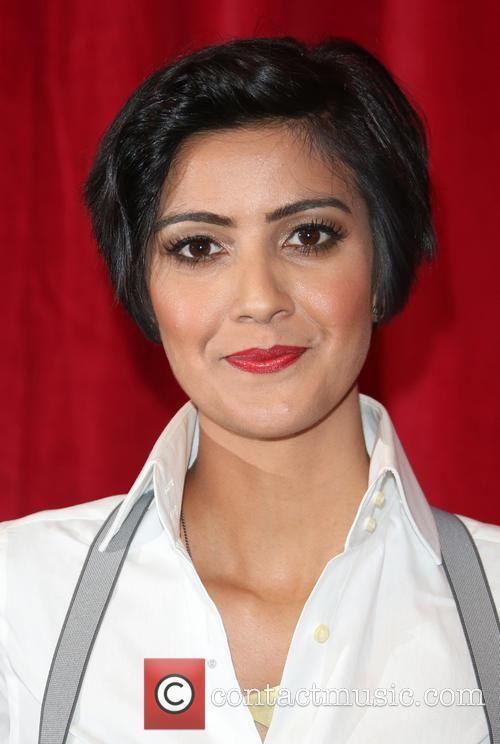 Rakhee Thakrar Rakhee Thakrar The British Soap Awards 2015 3 Pictures