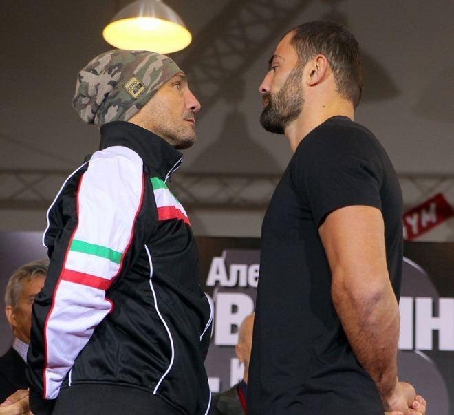 Rakhim Chakhkiev Fight Rakhim Chakhkiev W KO 4 12 Giacobbe Fragomeni Boxing news