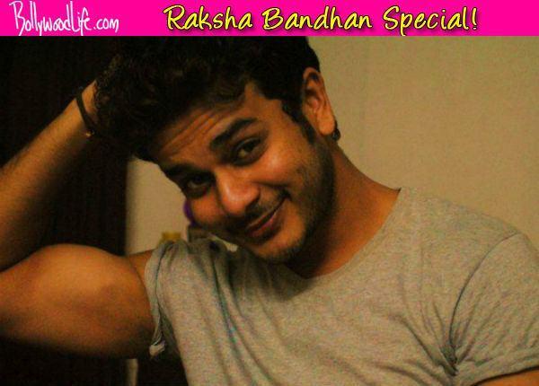 Raksha (2008 film) movie scenes Jay Soni I am gifting my sisters love on Raksha Bandhan
