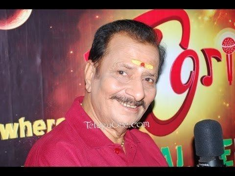Rallapalli (actor) TORI Live Show With Famous Actor Rallapalli by RJ Mama Mahesh