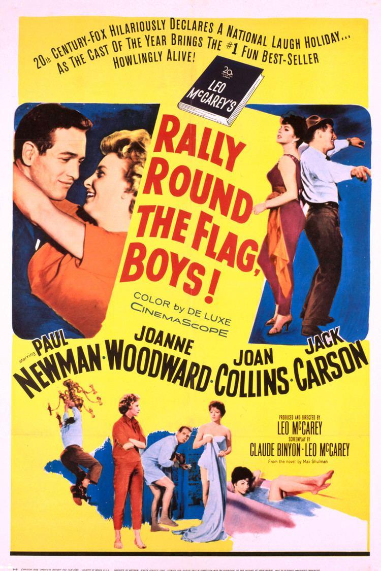 Rally Round the Flag, Boys! wwwgstaticcomtvthumbmovieposters2904p2904p