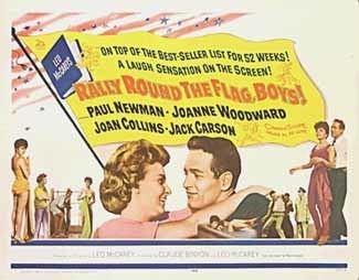 Rally Round the Flag, Boys! RALLY ROUND THE FLAG BOYS GeorgeKelleyorg