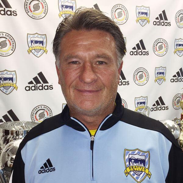 Ralph Black (soccer) Ralph Black SEATTLE UNITED