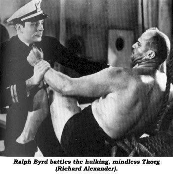 Ralph Byrd Serial Report Chapter 33quotSOS Coastguardquot Bela Lugosi
