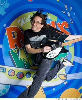 Ralph Covert Kids music 5 cool profitable bands Ralph39s World 5