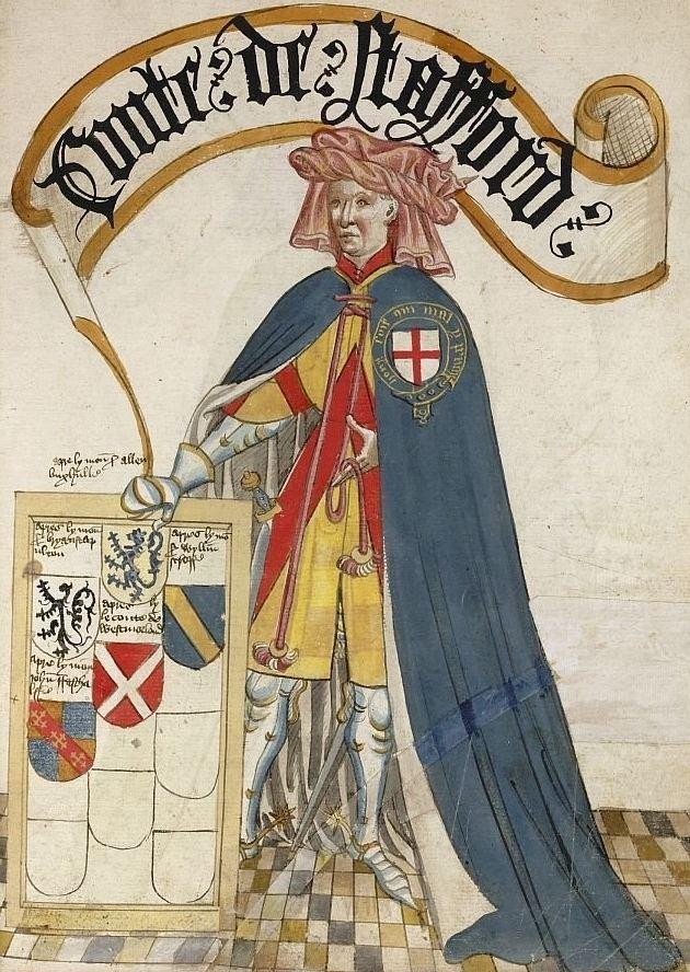 Ralph de Stafford, 1st Earl of Stafford