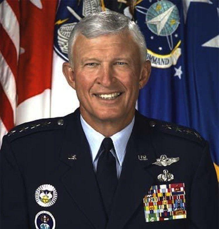 Ralph Eberhart Commander of NORAD General Ralph Eberhart didnt follow standard