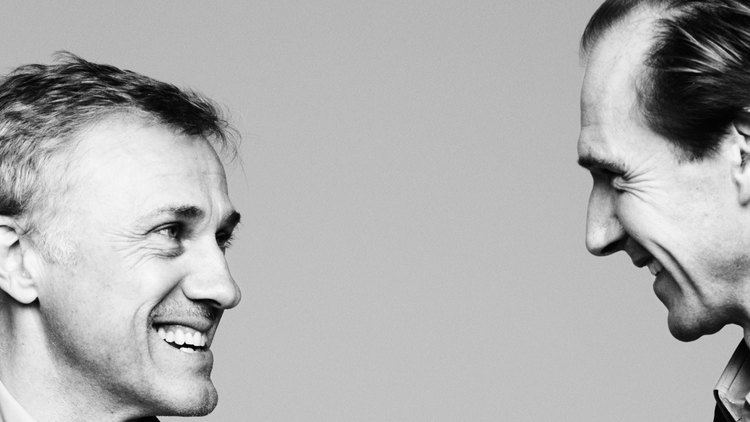 Ralph Fiennes Actors on Actors Ralph Fiennes and Christoph Waltz Full Video