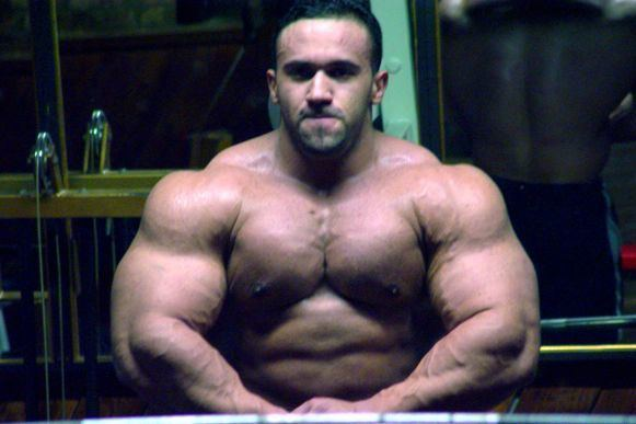 Ralph Garcia Ralph Garcia Professional Muscle
