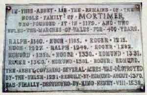 Ralph Mortimer Ralph Mortimer 1054 1137 Find A Grave Memorial