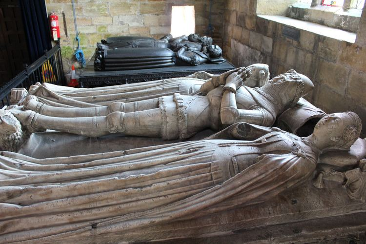 Ralph Neville Tomb of Ralph Neville and his two wives Margaret Stafford