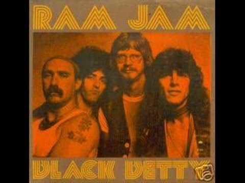Ram Jam Ram Jam Black Betty 1977 YouTube
