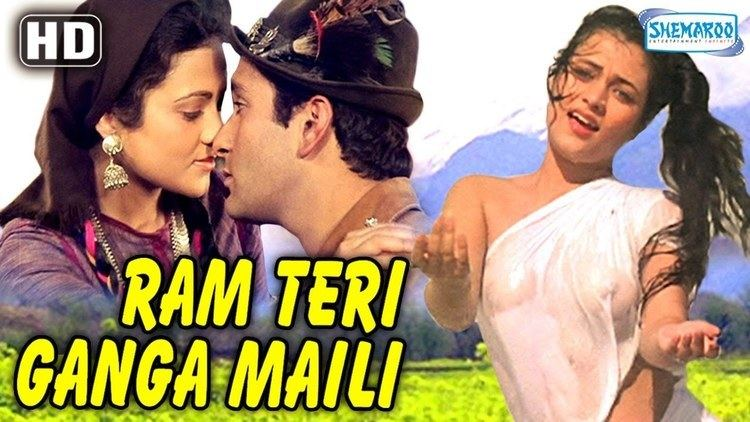 Ram Teri Ganga Maili HD Rajiv Kapoor Mandakini Hindi Full