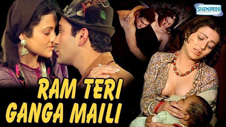 Ram Teri Ganga Maili Full Hindi Movie Rajiv Kapoor Mandakini