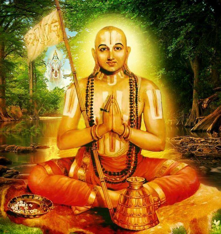 Ramanuja Sri Ramanuja Saints and Guru Pinterest Photos