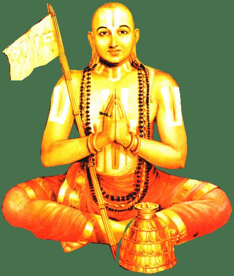 Ramanuja Swami Mudaliandan Thirumaligai