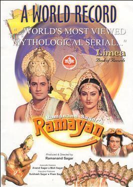 Ramayan (1986 TV series) Ramayan 1986 TV series Wikipedia