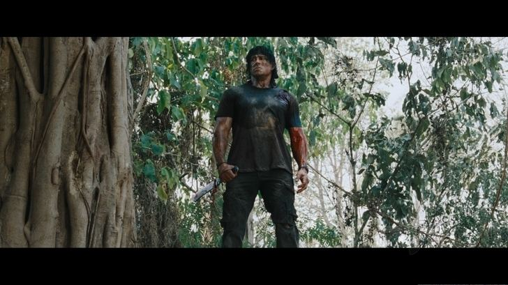 Rambo (2008 film) movie scenes John Rambo is a character I care deeply about His ordeal as a man in First Blood not knowing his place in life wondering what it is he s become or has