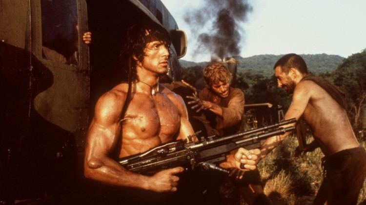 Rambo (2012 film) movie scenes Reality The back blast of the M72 light anti tank weapon LAW can kill up to 130 feet Rambo would have killed all the POW s he just rescued and possibly