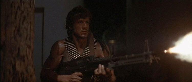 Rambo (2012 film) movie scenes Rambo series 10