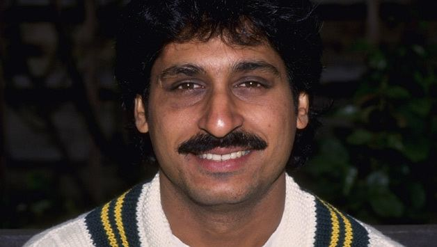 Rameez Raja (Cricketer) playing cricket
