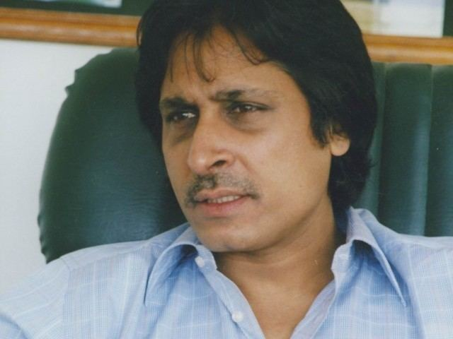 Rameez Raja (Cricketer) family