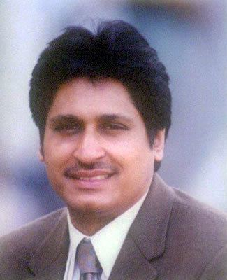 Pakistan Cricket Players Rameez Raja