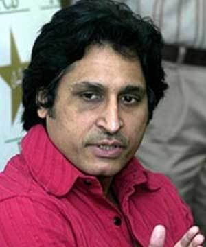 Pakistani Cricket Player Rameez Raja