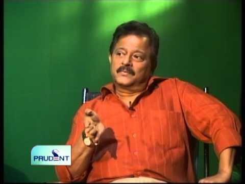 Ramesh Bhatkar Prudent Media Gazali with Ramesh Bhatkar 01 Sept 12 Part 1