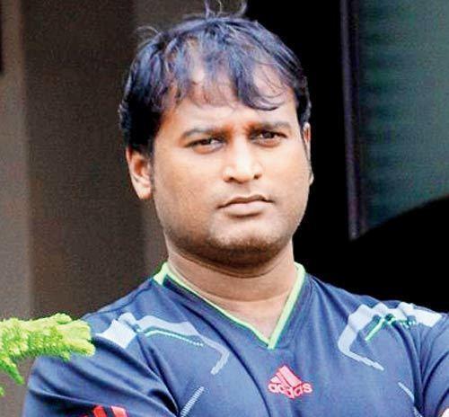 Ramesh Powar (Cricketer)