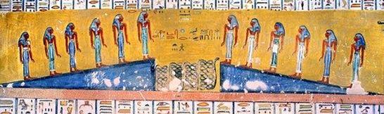 Ramesses IX Ramesses IX Tomb of Valley of the Kings KV6