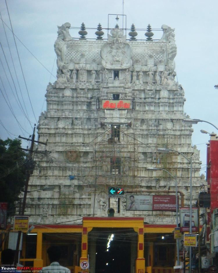 Rameswaram in the past, History of Rameswaram