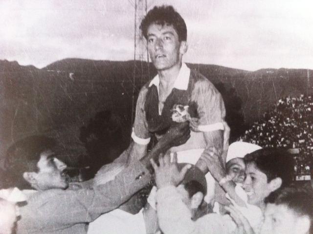 Ramiro Blacut Late El campen que jug con el Kiser