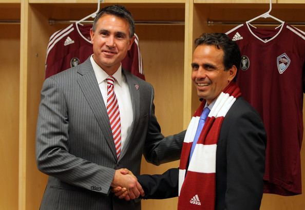 Ramiro Bravo Paul Bravo Photos Photos Colorado Rapids Introduce New Head Coach