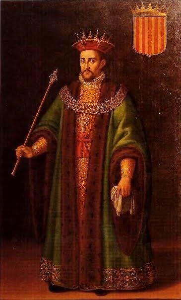 Ramiro I of Aragon El escudo de Aragn Las barras I La identidad de Aragn