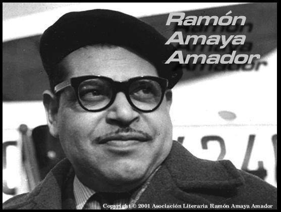 Ramón Amaya Amador Literatura Hondurea quotEscritores Representativosquot Ramn Amaya Amador