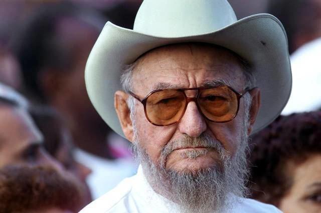 Ramón Castro Ruz Fallece a los 91 aos Ramn Castro Ruz hermano mayor de Fidel y