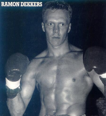Ramon Dekkers Ax Muay Thai Kickboxing Forum Ode To Ramon Dekkers