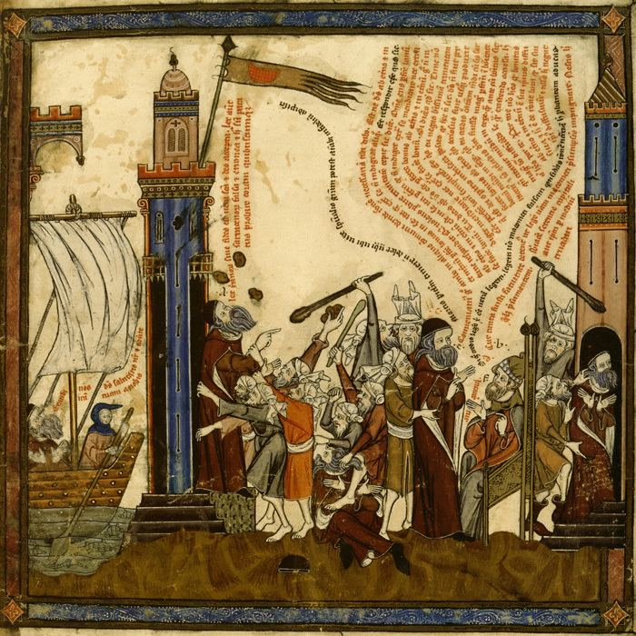 Ramon Llull Exhibition quotRamon Llull and the meeting of cultures