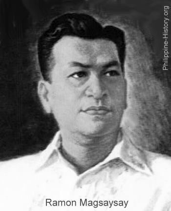 Ramon Magsaysay List of Philippine Presidents and VicePresidents
