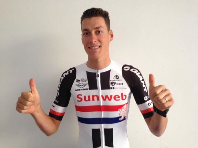 Ramon Sinkeldam Sinkeldams Dutch champions jersey attracts controversy
